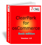 ClearPark for osCommerce Basic edition